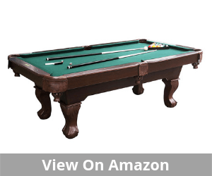 Barrington Springdale Claw Leg Billiard Table