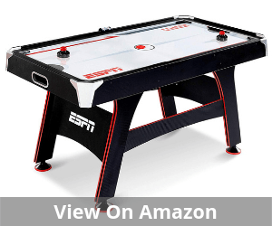 ESPN Air Hockey Game Table