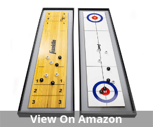 Franklin Portable Tabletop Shuffleboard