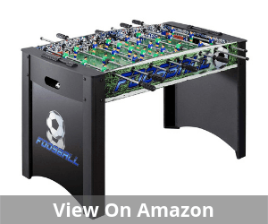 Hathaway Playoff 4' Foosball Table