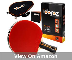 Idoraz Table Tennis Paddle