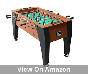 Best Foosball Tables Top 5 Rated For 2021 Game Table Review