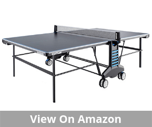 Kettler #SketchPong Indoor/Outdoor Table Tennis Table