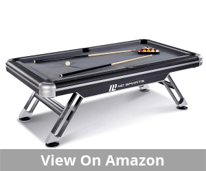 MD Sports Billiard Table Set