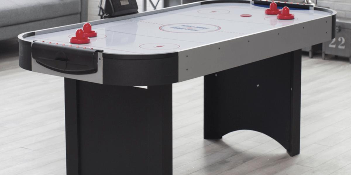 clean air hockey table