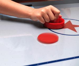 air hockey pucks
