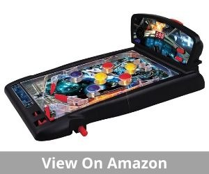 GB Pacific Tabletop Pinball Game