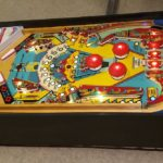 Tabletop Pinball Machine