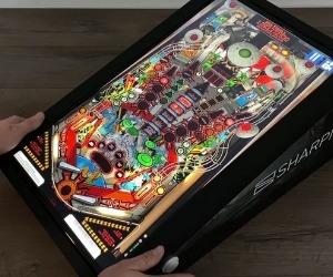 tabletop pinball machine
